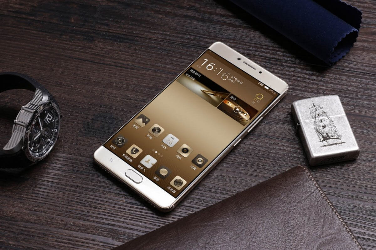 Gionee M6 and M6 Plus details and Price in Nigeria