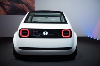Honda urban EV concept expected design and features