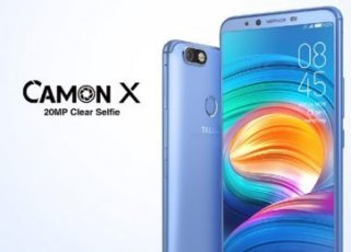 Tecno camon x – five(5) reasons to buy