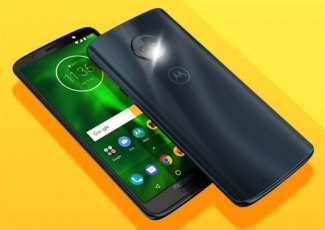 Motorola Moto G6 – Best Smartphone for the price