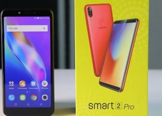 Infinix smart 2 pro – The Ideal Corrector