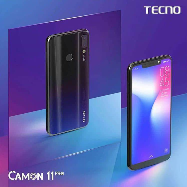 Tecno Camon 11 Pro Review & Price in Nigeria [This Month]