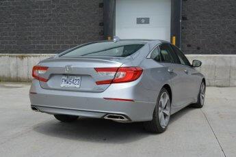2019 Honda Accord – The Executive Mid-size sedan