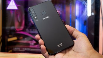 Infinix Smart 3 Plus – Triple Camera on a Budget