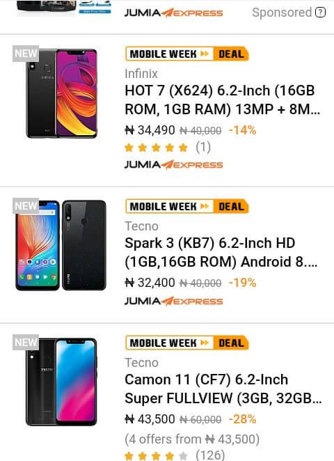 Jumia Mobile Week 2020 - Smart Guys Biggest Hunt