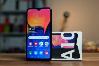 Samsung Galaxy A10 – The Budget Variant