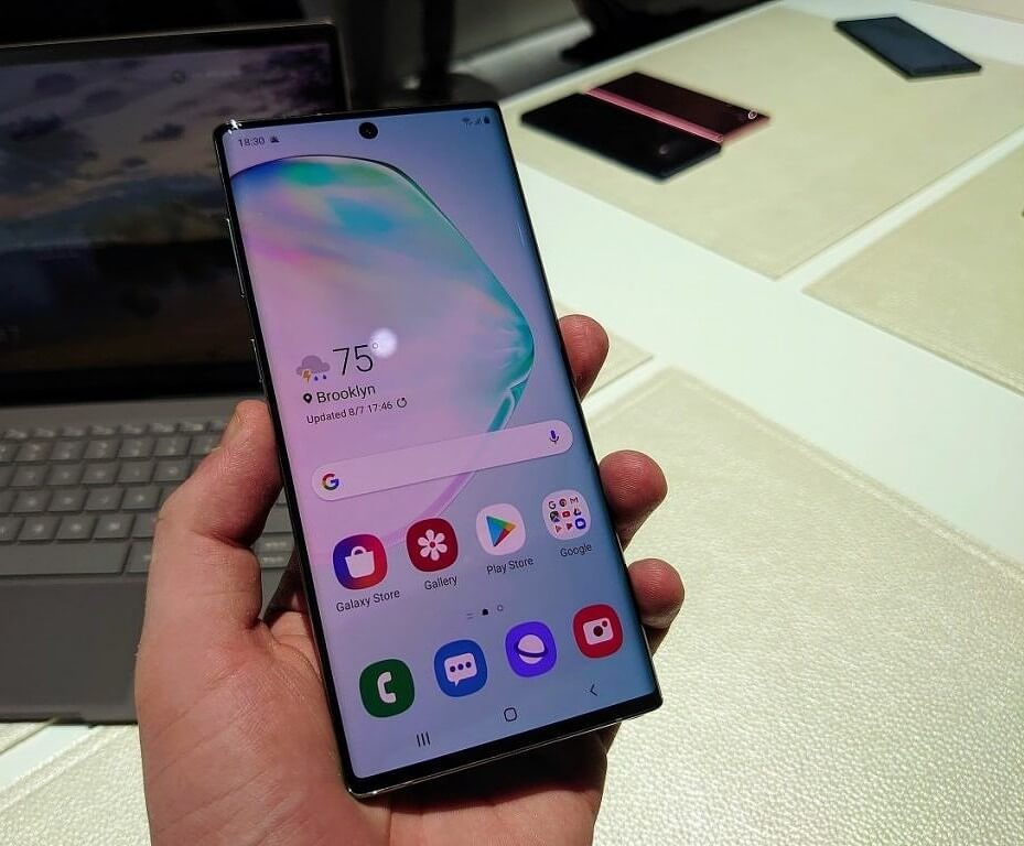 Samsung Galaxy Note 10 Review & Price in Nigeria [This Month]