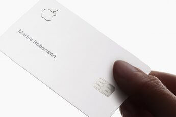 Apple Card – A New Kind of Spending