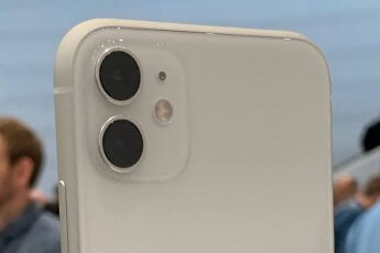 IPhone 11 – Her Camera says it all