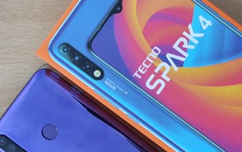 Tecno Spark 4 – A Spark Life is Possible