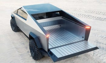 Tesla Cybertruck – A New Kind of Car