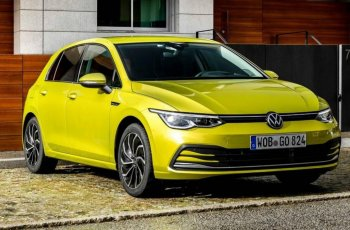 Meet the 2020 Volkswagen Golf 8