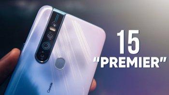 Tecno Camon 15 Premier – The New Refresh