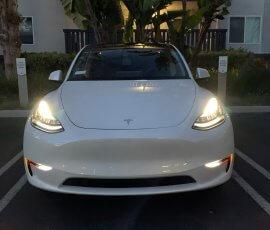 Tesla Model Y – A Car to Admire