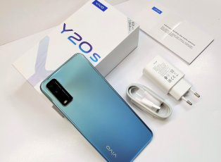 Vivo Y20s – Keep It Simple!