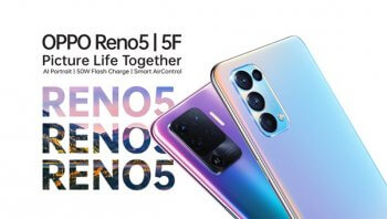 OPPO Launches The Reno5 Series & Here is a Quick Look