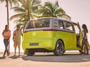 Volkswagen E ID.Buzz Microbus will enter the market soon
