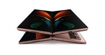 The Galaxy Z Fold2 5G price slashed by 10%