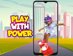 Itel P37 – Let's Play with Power